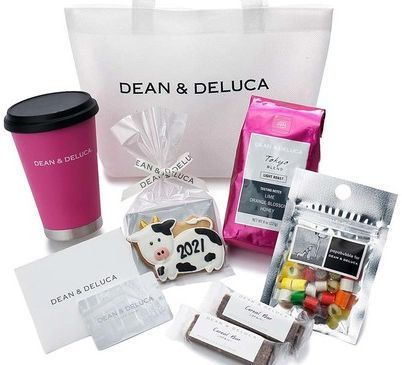 「DEAN & DELUCA 福袋 2021 Coffee Assortment」(カフェ店舗限定)