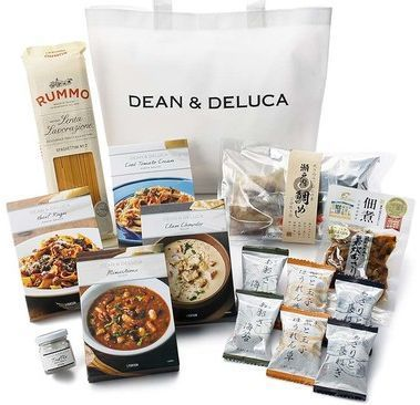 「DEAN & DELUCA 福袋 2021 Essential Pantry Assortment」(マーケット店舗限定)