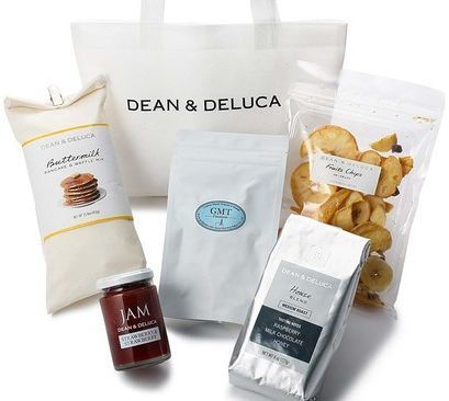 「DEAN & DELUCA 福袋 2021 Breakfast Assortment」(マーケット店舗限定)
